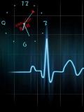 hart beat clock