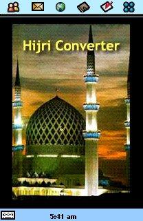 Hijri Date Convertor