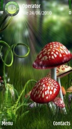 Hd Mushroom