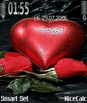 Heart By Boroda1