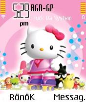 Hello Kitty Sr