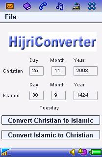 HijriConverter