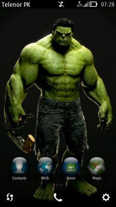 Hulk By Sherzaman