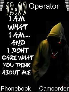 I Am What I Am V3