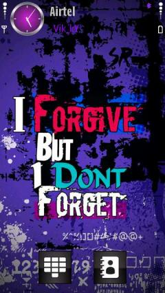 I Dont Forget