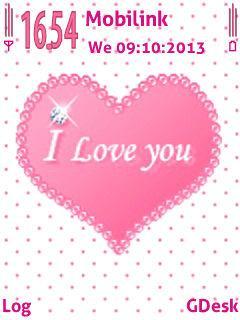 I love yo