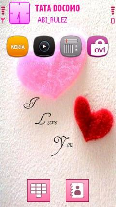 I Love You By Abi