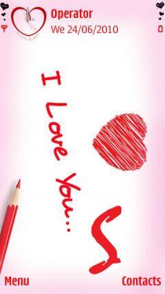 I Love You S