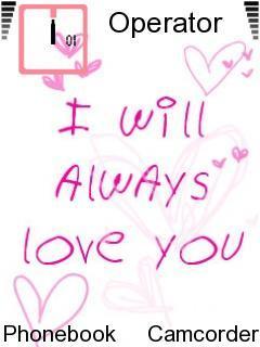 I Will Always Love U