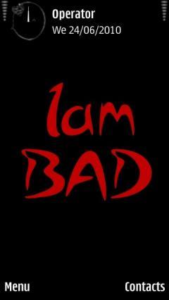 Iam Bad