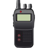 Fake Police Radio