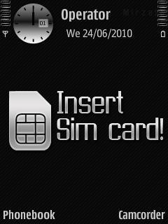 Insert Sim By Mcmxc