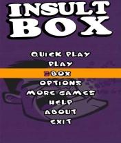 Insult Box