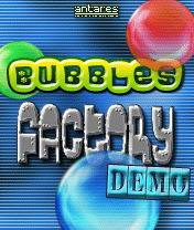Bubbles Factory Demo (series 60)