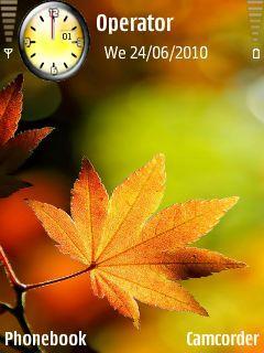 Iphone 5 Nature