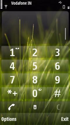 Iphone Keypad New