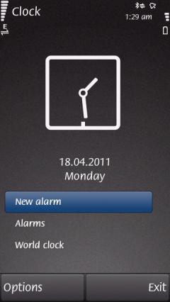 Iphone Latest Clock