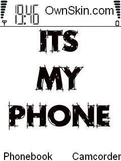Its My Phone
