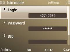 joip mobile for Symbian