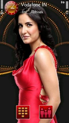 Katrina In Red