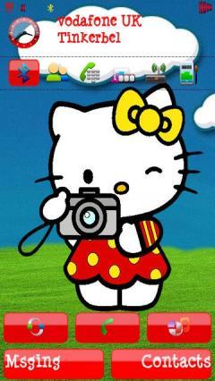 Kitty Tourist
