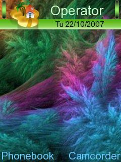 Leaf Colours