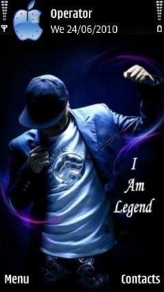Legend Back