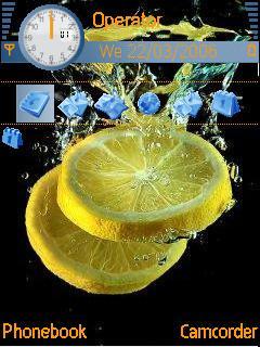 Lemon Aqua