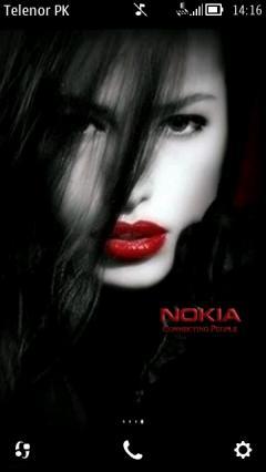 Lips Nokia