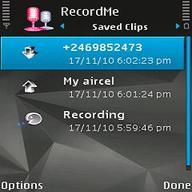 Lite - RecordMe