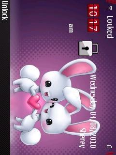 Lock Screen E71lock