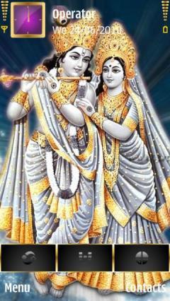 Lord Radhakrishna