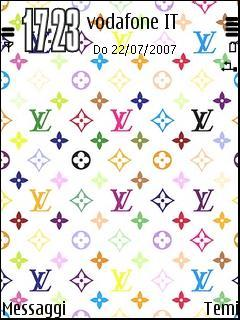 Louis Vuitton White