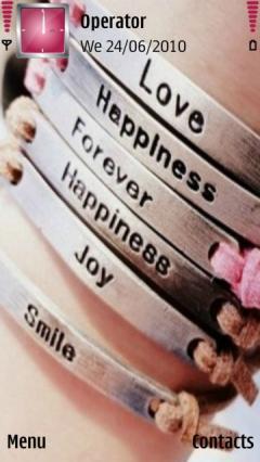 Love Hapiness