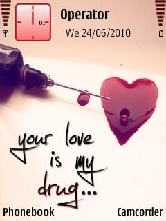 Love Is My Drug