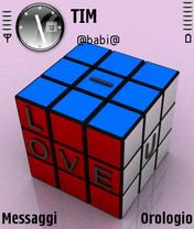Love cubix Theme
