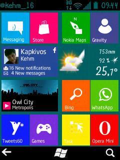 Lumia 800 Colorful