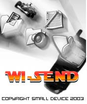 Wi- Send - Complete File Manager | SE P800