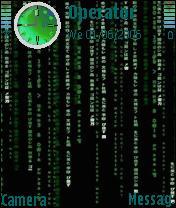 Matrix Animated