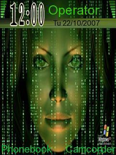 Matrix Face