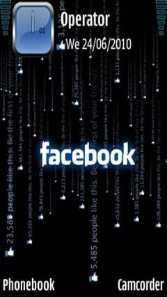 Matrix Facebook