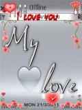 melissa love clock