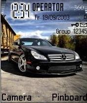 Mercedes Cls V2