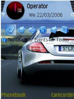 Mercedes Slr  N73