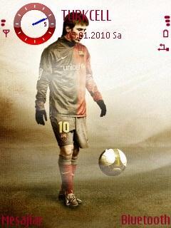 Messi By Onur Bzdemr