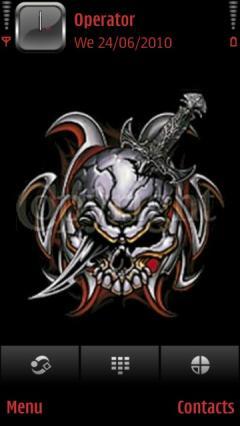Metall Skull