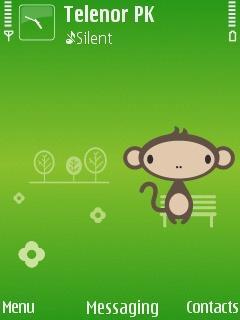 Moneky Green