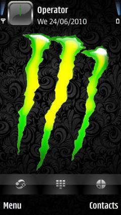 Monster Energy 2012