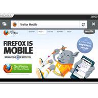 Mozilla Firefox for Maemo