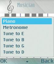 Musician S60